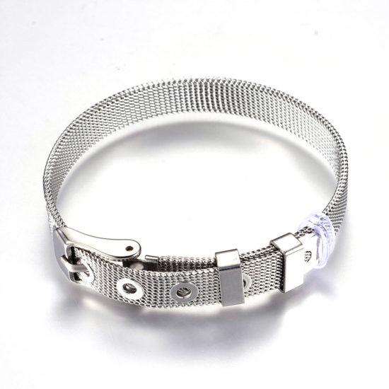 steel bracelet 1