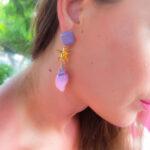 lilac shell